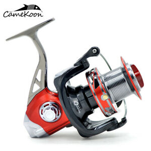 CAMEKOON-Spinning-Reel-Aluminum-Body-amp-Spool-Saltwater-Surf-Casting-Fishing-Reel