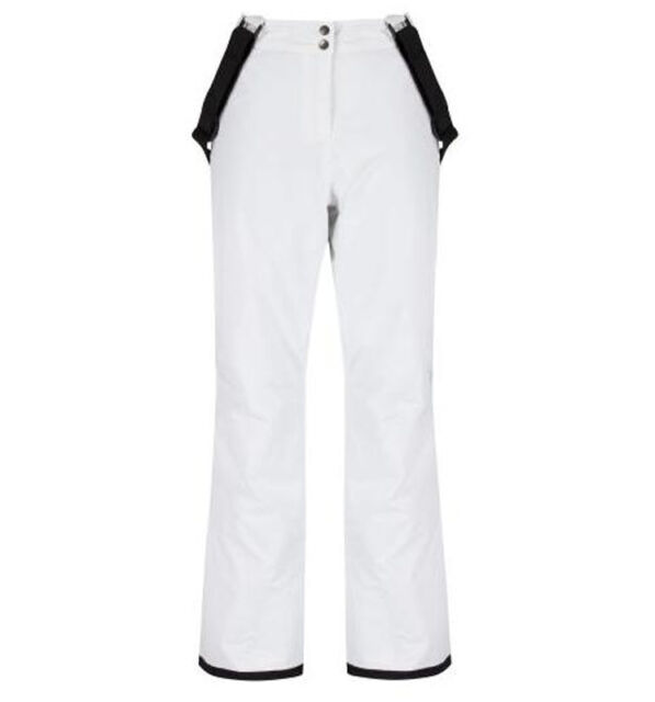 097245468 Womens DARE2B STAND II FOR White Stretch Ski Pants Sizes 8 - 20 SHORT LEG