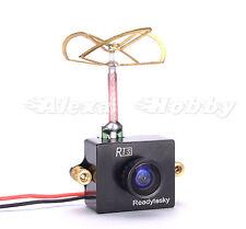 FPV 5.8G 48CH 25MW VTX 1000TVL FPV Camera Built-in Transmitter w/ Shell for RC