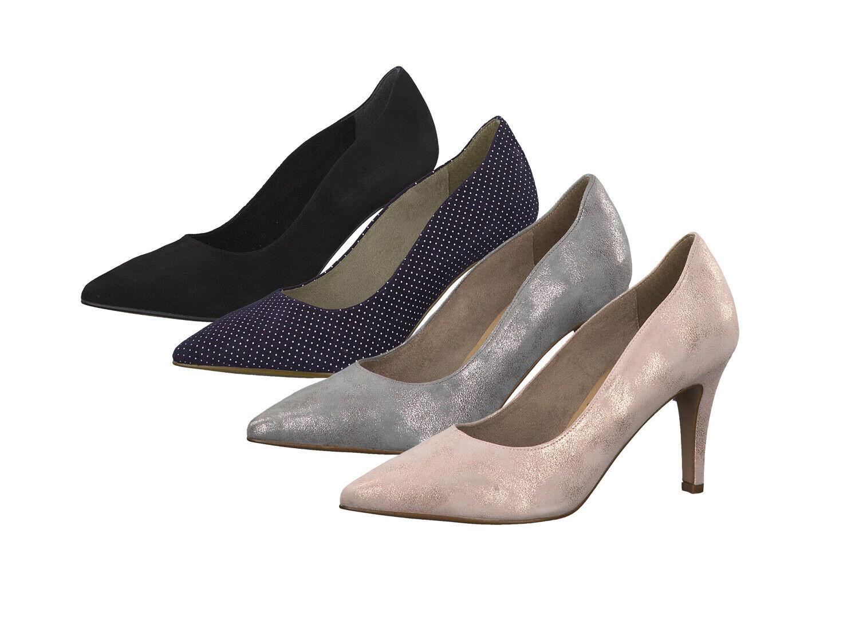 Tamaris 1-22494-22 Damen Schuhe Pumps Leder