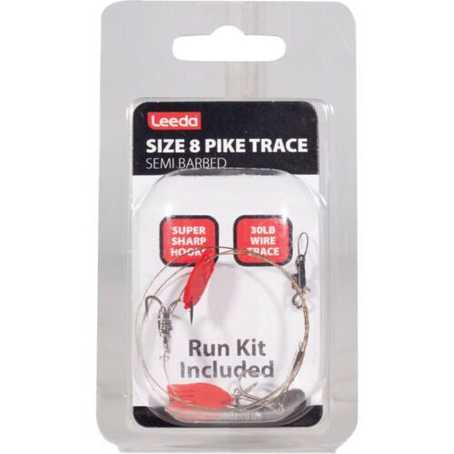Run Kit Included Leeda Pike Trace