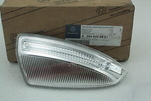 Original-Mercedes-Benz-Spiegelblinker-Blinker-Spiegel-rechts-C-Klasse-W204-S204