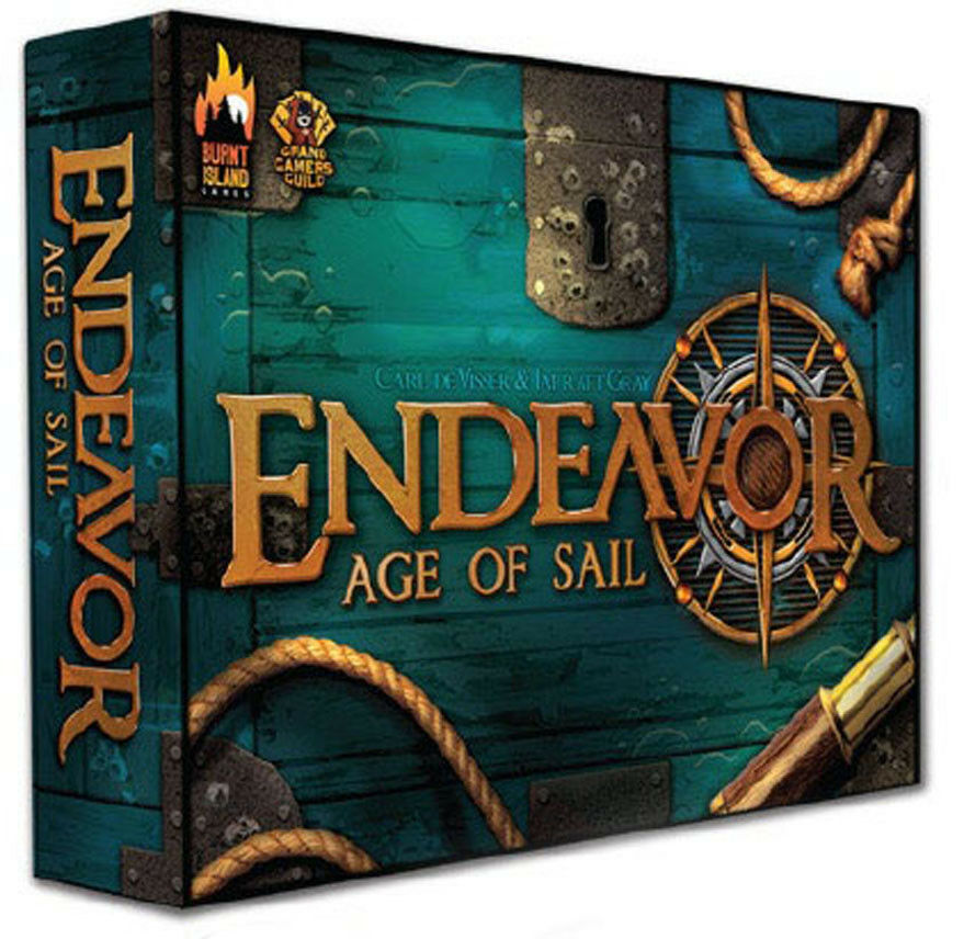 Endeavor    Age of Sail (english shrinkwrapped) a31595