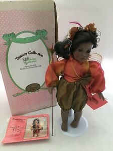 Amber-The-Woodland-Fairy-Porcelain-Doll-Paradise-Galleries-Patricia-Rose