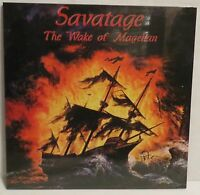 Savatage Wake Of The Magellan 2 Lp Vinyl Record 2014 Reissue