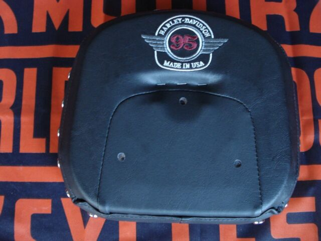 RESPALDO HARLEY 95TH  ANNIVERSARY 1998 Backrest