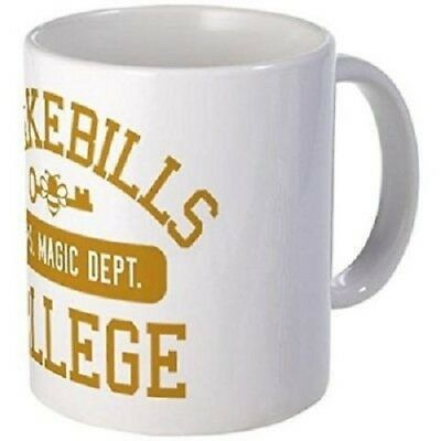 Printed Ceramic Coffee Tea Cup 11oz mug The Ians Brakebills College Physic