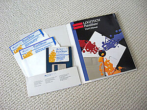 Logitech-Paint-Show-graphics-software-1-10-for-DOS