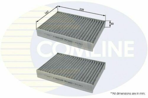 Pollen Cabin Filter FOR F90 G30 2.0 3.0 4.4 16-/>ON Diesel Hybrid Petrol Comline