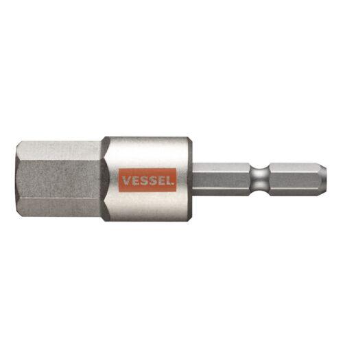 """H14x65mm GSH140S Im Vessel 0.6cm Schaft Treiber Bit Sechskant Zoll Gosai /"""" 1pc"""