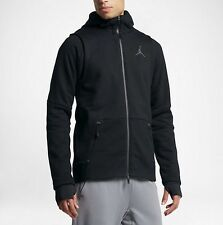 Nike Air Jordan Shield Full Zip Men's Hoodie (L) 809486 010