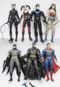 DC-COMICS-BIG-BARDA-WONDER-WOMAN-BATMAN-Catwoman-SUPERMAN-Harley-Quinn