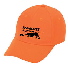 Cap Hat Flame Orange Beagle Hunter Hunt Hunting Rabbit Hunter Dog Hound