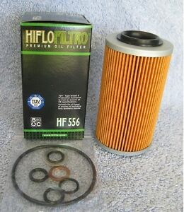 2014-15-16-17-18-Can-Am-Spyder-HIFlo-Oil-Filter-Kit-SM6-SE6-1330-RT-amp-F3-All