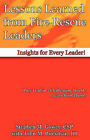 Lessons Learned from Fire-Rescue Leaders by Stephen M Gower (Paperback / softback, 2008)