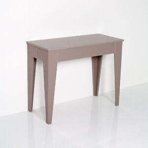 Détails Sur Console Design Group Kea Table En Bois Extensible Pour L Entrée Ri Co 005 95