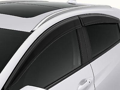 Steilheck Geländewagen SUV 5türer vor Windabweiser für Honda HR-V HRV EX 2 2015