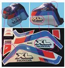 Honda XL 600 LM - adesivi/adhesives/stickers/decal