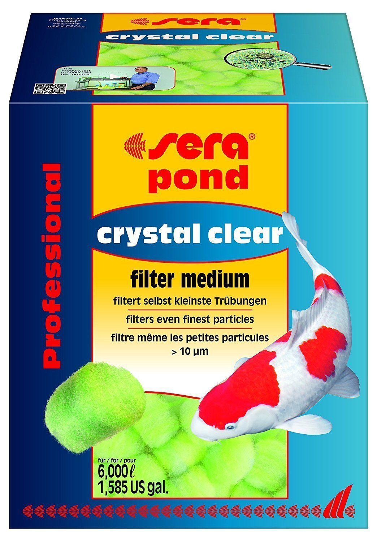 Sera Pond Crystal Clear Professional 350g