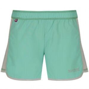 Girls Kids Regatta Limber Stretch Active Light Summer Beach Sun Shorts  RRP £15