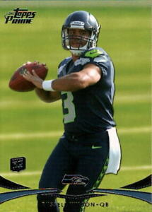 RUSSELL-WILSON-2012-TOPPS-PRIME-ROOKIE-RC-78-AF1739
