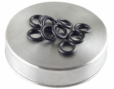112 o-ring 10 packhardness 70Black color coded oring by Flasc Paintball