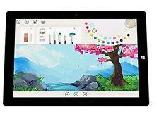 "Microsoft Surface 3 10.8"" 128GB GSM 4G LTE UNLOCKED Tablet GL4-00009 Brand New"