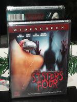 The Sisters Four (dvd) Jim Devault, Rosa Nichols, Korey Duke, Tim Taylor,