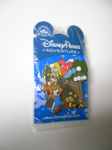 Disney Goofy Chip /& Dale Mainstreet Disneyland Mickey Balloons Chip and Dale Pin
