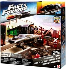 Fast & Furious 8 Street Scene Quarter Mile Escape With Doms Dodge Charger