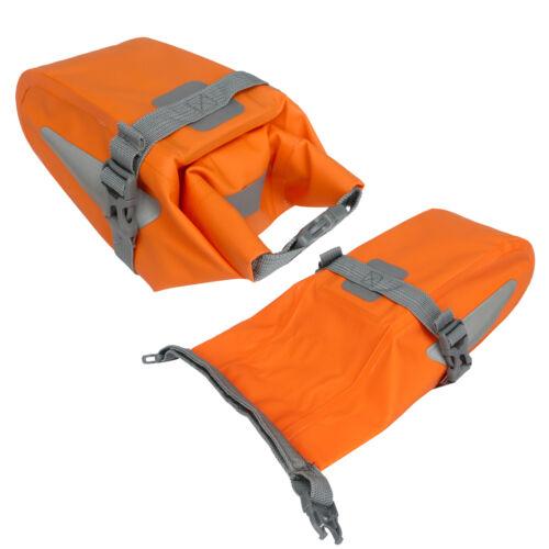 Tourbon Bike Saddle Pouch Dry Bag Cycling Seat Case MTB Holder Waterproof PVC