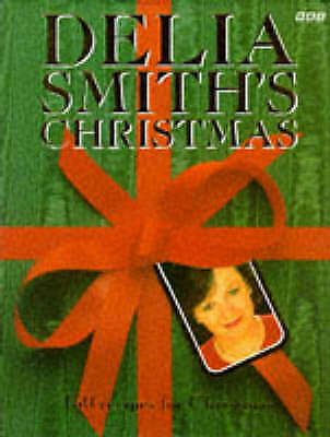 1 of 1 - Delia Smith's Christmas by Delia Smith (Hardback, 1990)