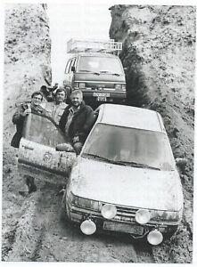 Mazda-1990-Long-Distance-Unidad-Carrera-Coche-Turismo-Foto-Photograph-Foto-0039