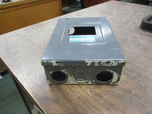 ITE EQ Load Center Breaker Enclosure 100A For Type QP Breakers 120//240V Used