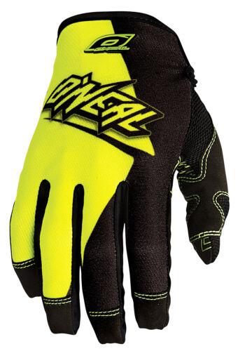 Oneal O`Neal Jump Handschuh FLOW Enduro MTB DH Cross Freeride BMX lime gelb