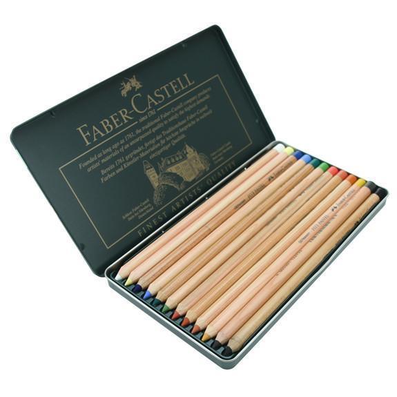 fabercastell pitt pastel pencils tin of 12  acquisti