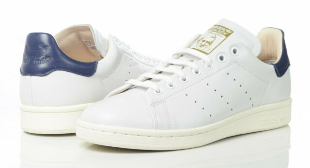 online store afd91 acfe0 adidas Originals Stan Smiths Recon Cq3033 SNEAKERS Shoes White Navy Size 6