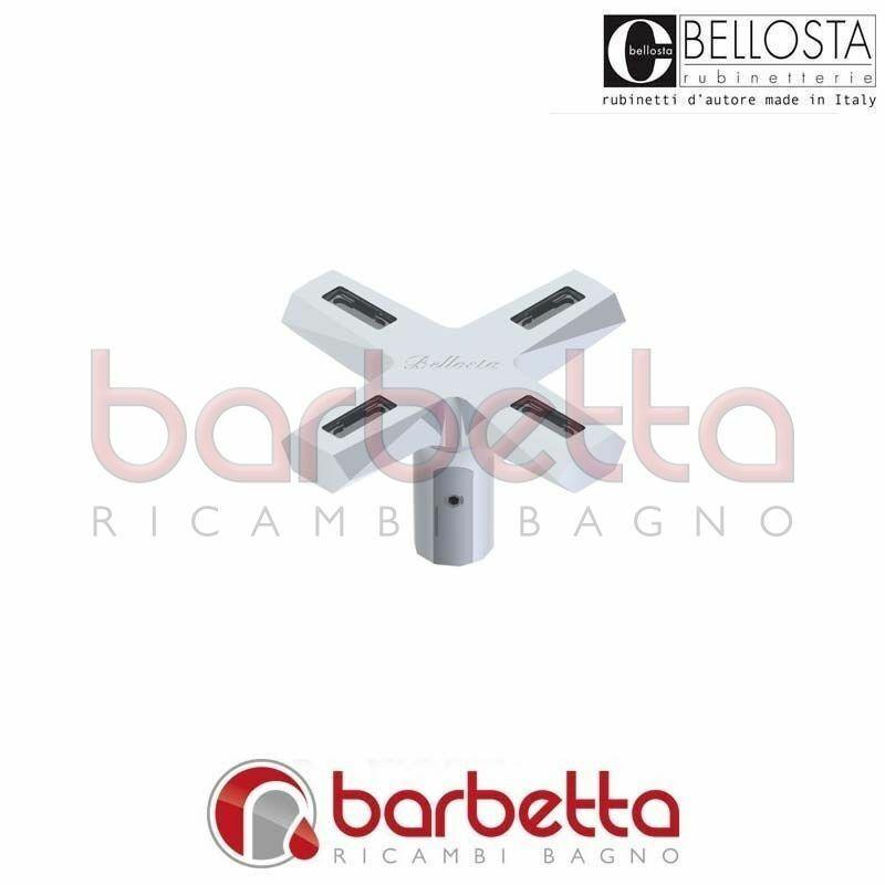 MANIGLIA C LOGO COMPLETA C SWAROVSKI RICAMBIO BELLOSTA 01-184024