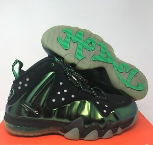 huge discount e0929 eb1d2 Image is loading NIKE-BARKLEY-POSITE-MAX-GAMMA-GREEN-BLACK-SZ-