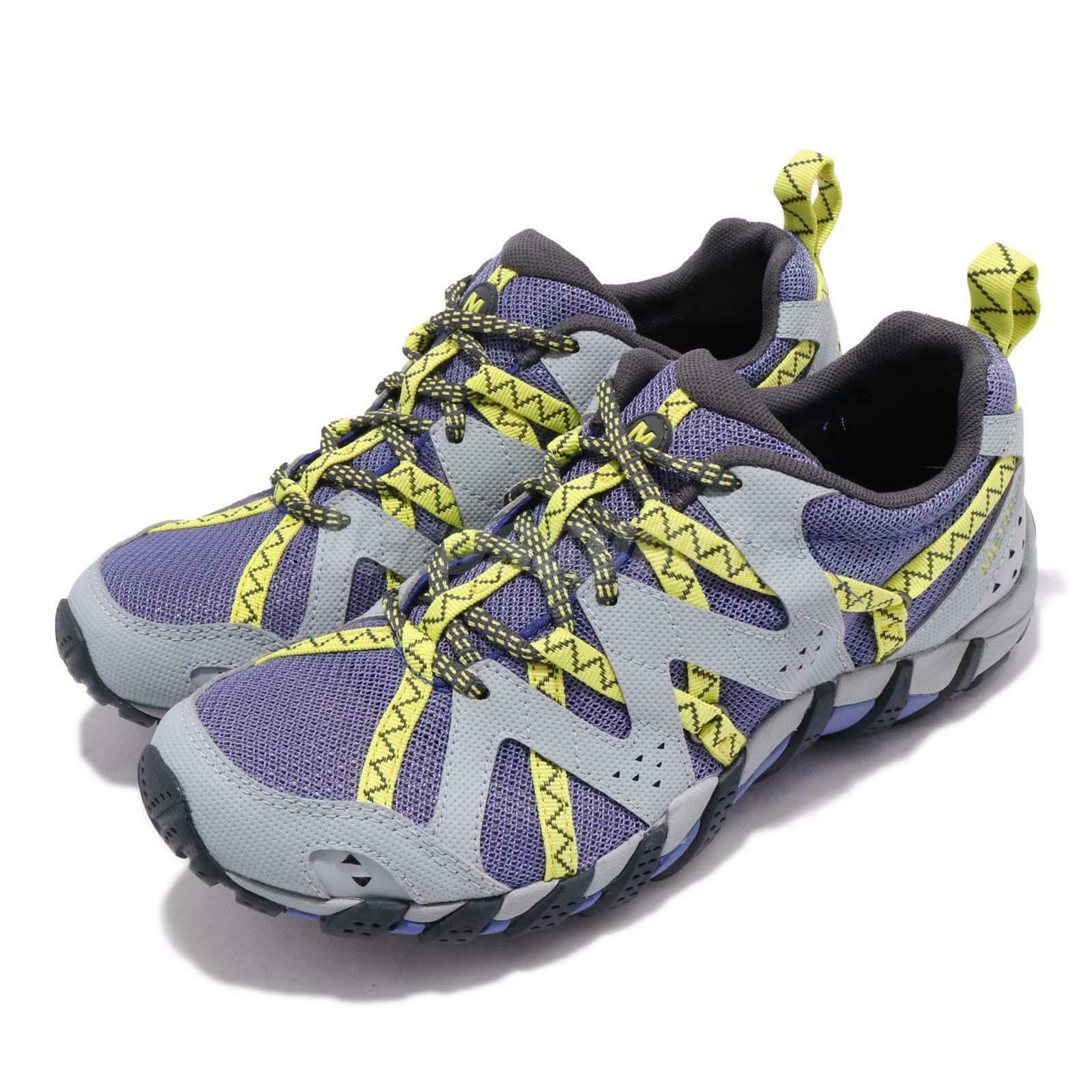 Merrell Waterpro Maipo 2 Purple  Yellow Grey Women Outdoors Water shoes J84764  limited edition