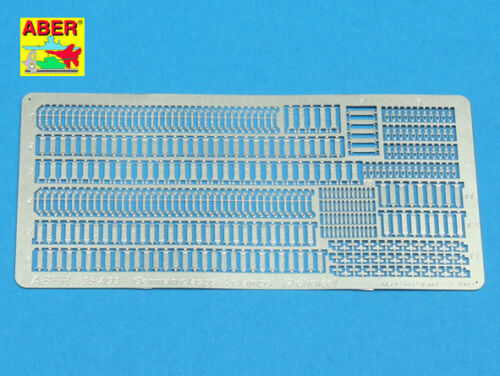 PROMOTE 1//35 A93 ABER  GERMAN CLAMPS /& CLASPS for GERMAN TIGER PANTHER etc