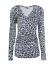 Womens-Ladies-Girls-Plain-Long-Sleeve-V-NECK-T-Shirt-Top-Plus-Size-Tops-Shirt thumbnail 25
