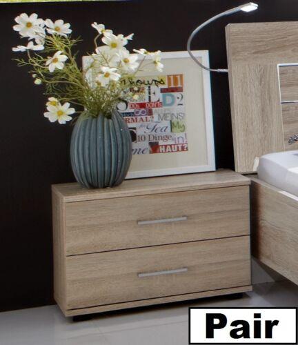 Light Oak Sliding Door. Qmax /'Davina/' Range German Made Bedroom Furniture