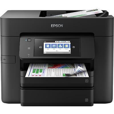 Epson WF-4740DTWF WorkForce Pro A4 Print/Scan/Copy/Fax Wi-Fi Printer