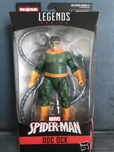 Marvel Legends SPIDER-MAN DOC OCK SP dr BAF Wave Brand New