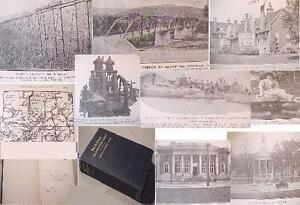 1926 MCKEAN GvCty:history BRADFORD PA OIL WELL PETROLEUM GAS SMETHPORT ALLEGHENY