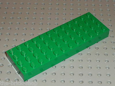 4 brown plate modified Lego 4 essieux plats marrons set 5986 7409 5975