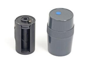 Canon-V-35mm-Rangefinder-Reloadable-Film-Cassette-W-Case