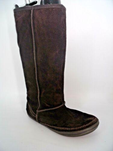 Length Nh092 Rr 5 6 Boot's Size Uk Brown Moshulu 40 Eu Calf Suede 04 wPRECE