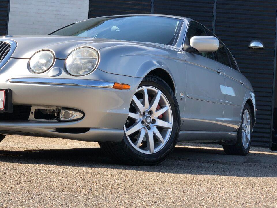 Jaguar S-Type 3,0 V6 aut. Benzin aut. Automatgear modelår